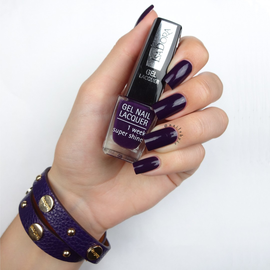 IsaDora Gel Nail Lacquer Autumn/Winter 2015 Collection review ...