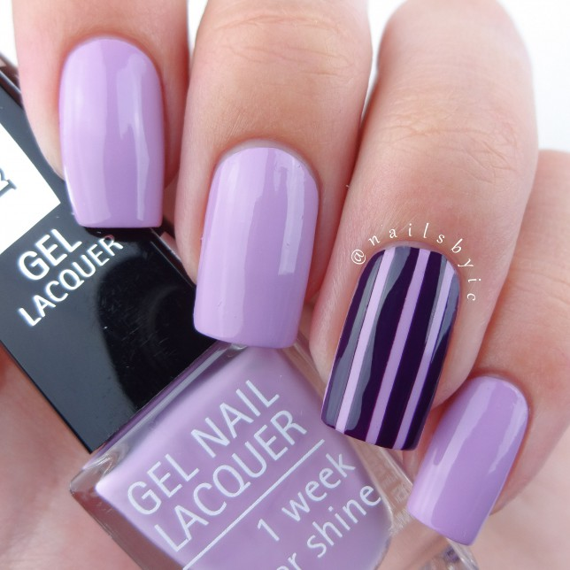 Lovely Lilac + and Purple Passion