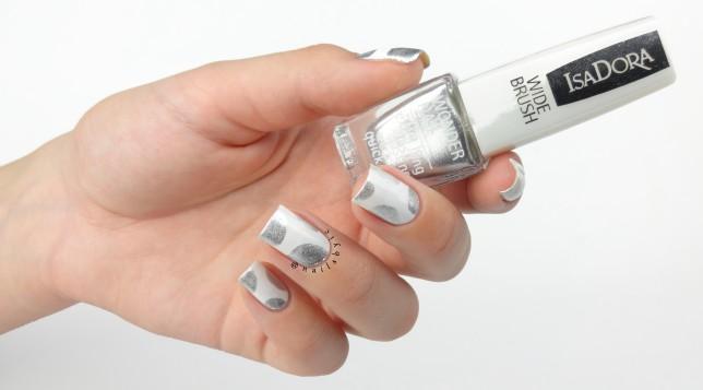 IsaDora Silver Sparkles