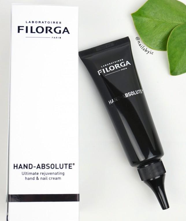 filorga absolute hand & nail cream