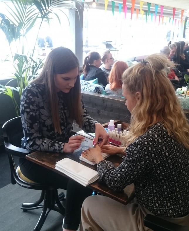 isadora blog event