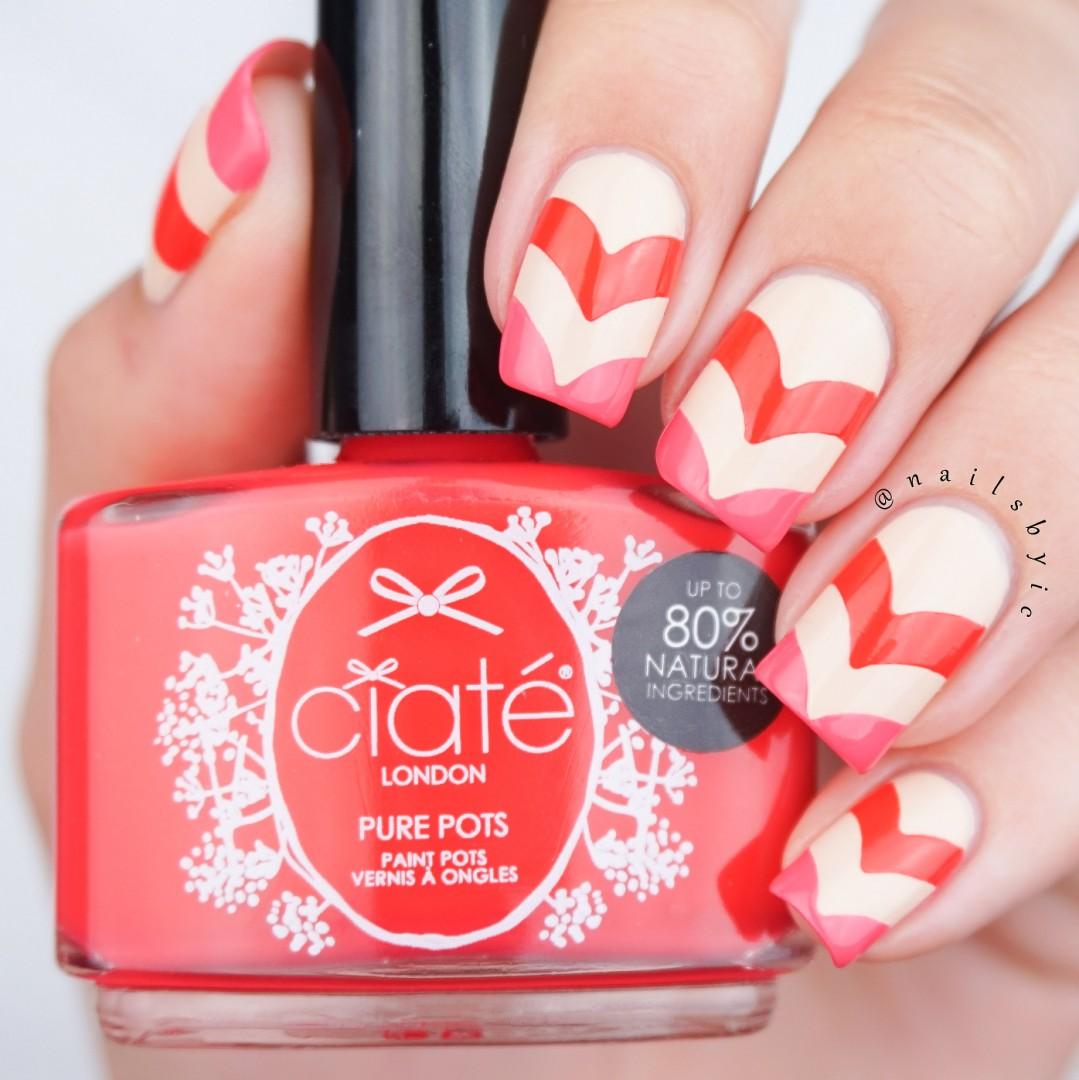 Ciaté Pure Pots - nail polish with 80% natural ingredients - Nailsbyic